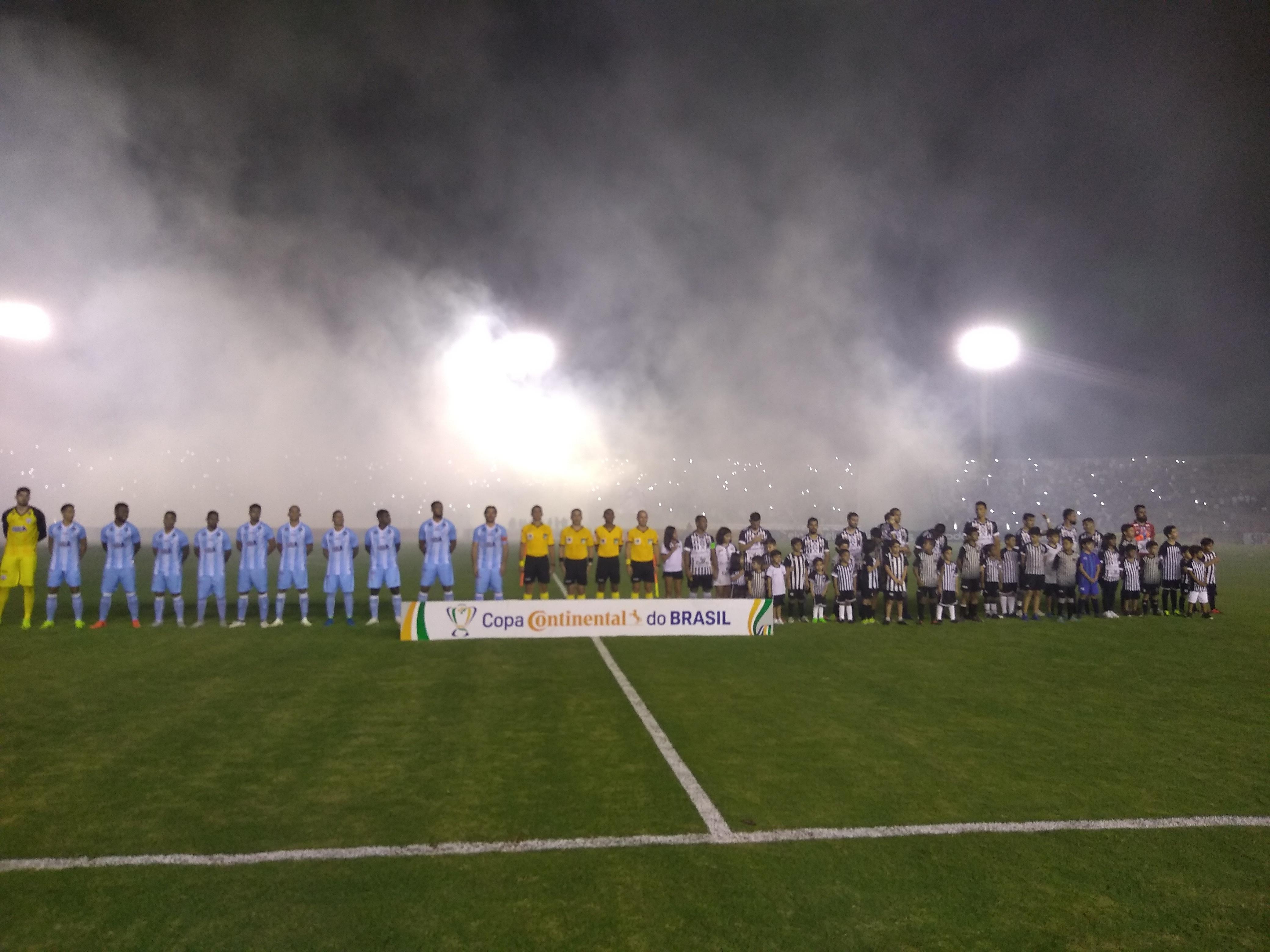 a3de01db7 Botafogo-PB perde em casa para o Londrina na Copa do Brasil