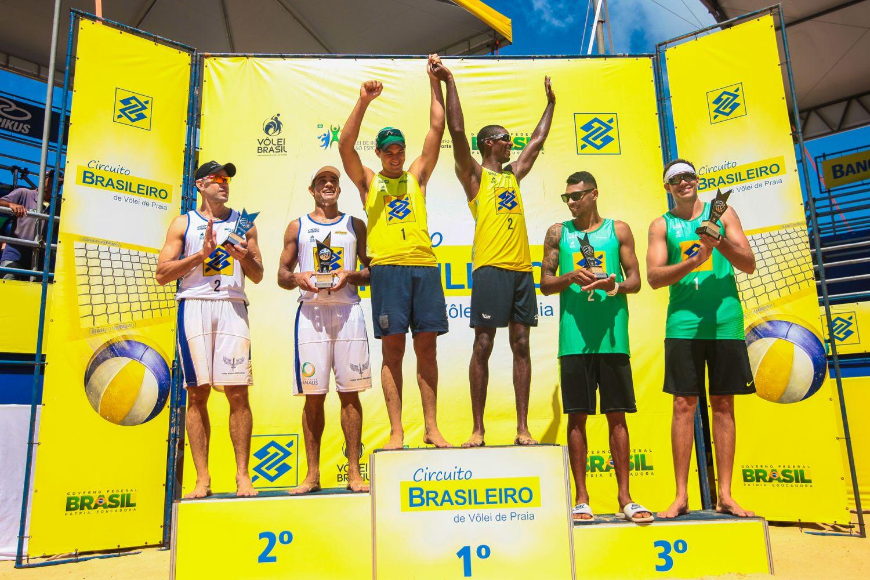 Circuito Banco Do Brasil : Paraibano conquista tÃtulo da primeira etapa do circuito banco do