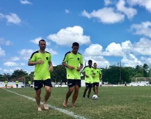 Foto: Ascom Botafogo-PB